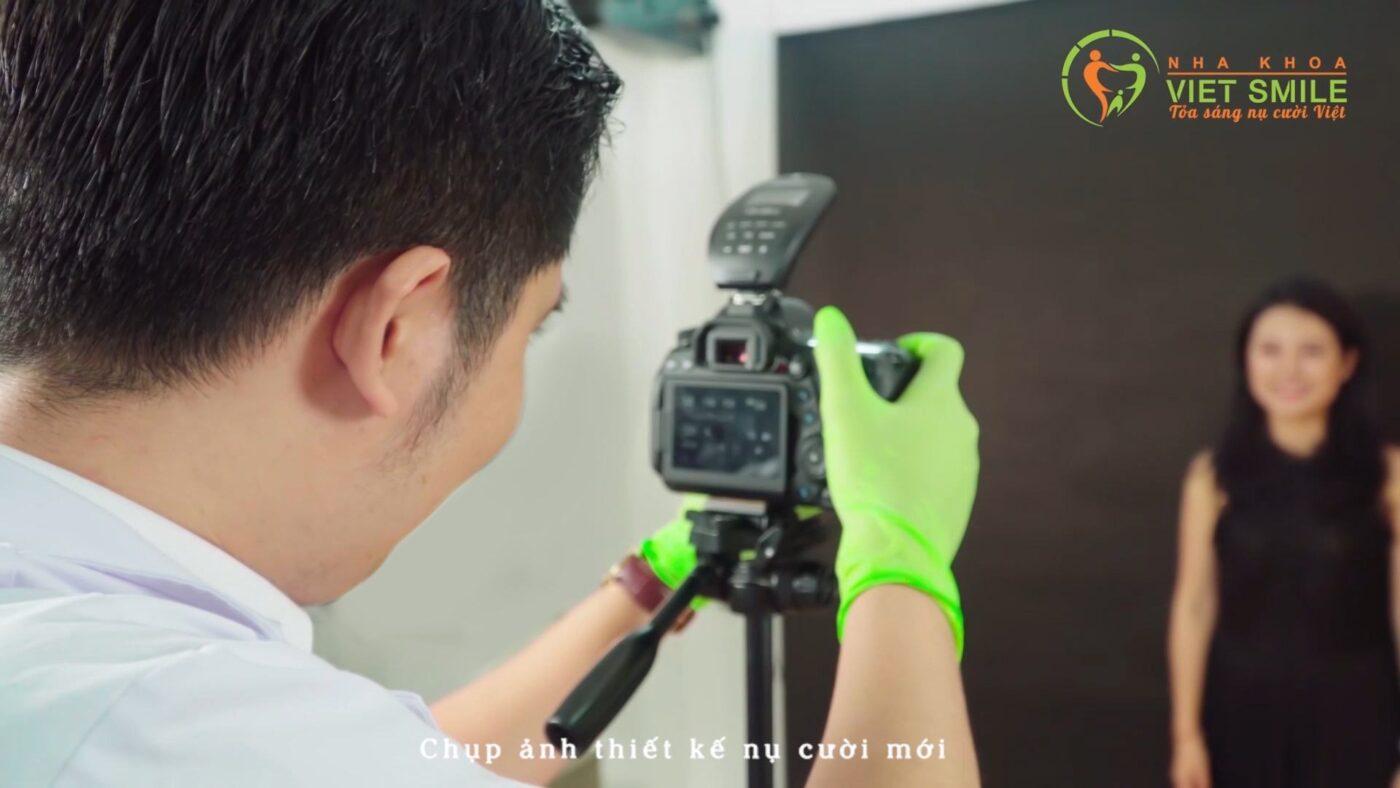 Nha khoa Việt Smile trang bị hệ thống Studio chuyên biệt để thiết kế nụ cười khách hàng